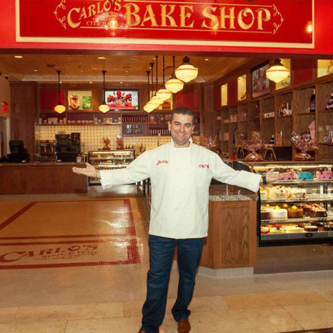 Where Is The Cake Boss Store Located