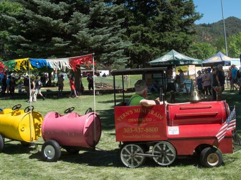 Celebraciones de Strawberry Days en Glenwood Springs