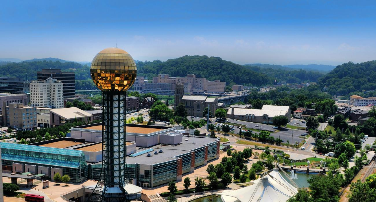 Knoxville Visit The Usa